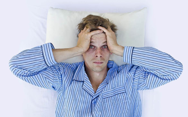התקף חרדה בשינה