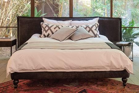 מיטה זוגית מעוצבת דנה אוברזון - תמונת שער