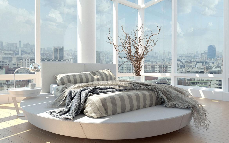 עיצוב חדרי שינה הדור הבא