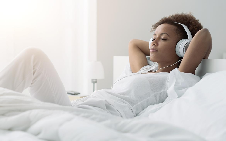 תחנת רדיו שעוזרת להירדם