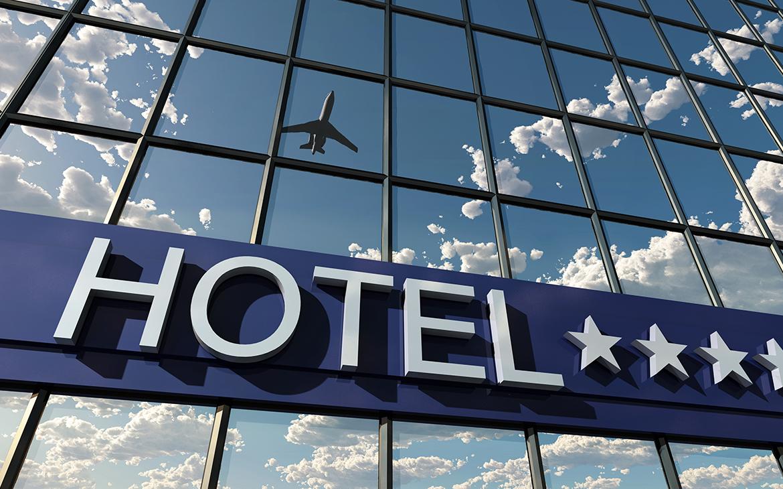 המלונות השווים של שדות התעופה