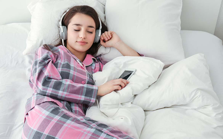 מוזיקה לשינה