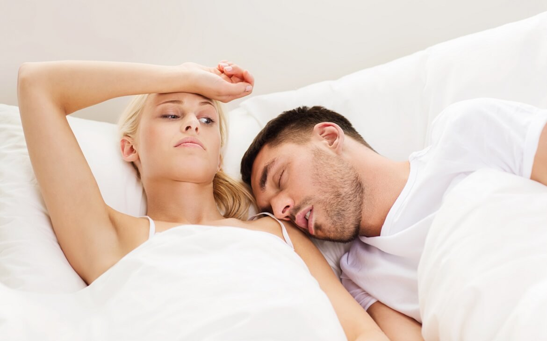 מה שינה עושה לאהבה